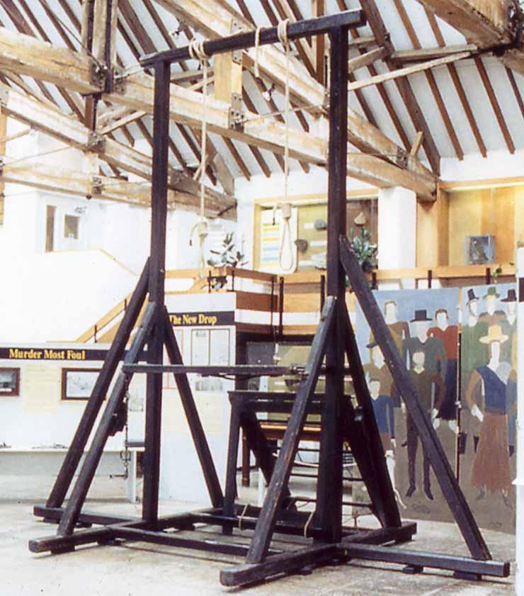 The Origins Of Judicial Hanging In Britain