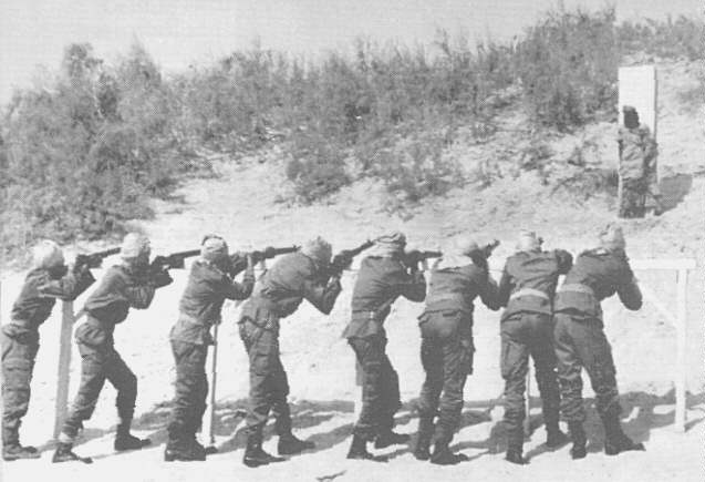 Execution by shooting and the firing squad