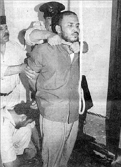 Capital punishment in Kuwait 1964 to date