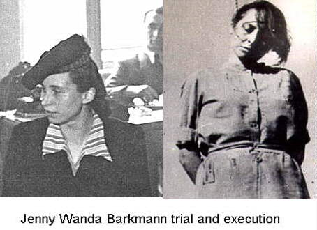 Female Nazi war criminals